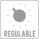 Regulable :Regulable