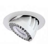 Downlight LED EMPOTRABLE ORIENTABLE consumo 30w,