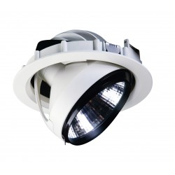 Downlight LED EMPOTRABLE ORIENTABLE consumo 35w