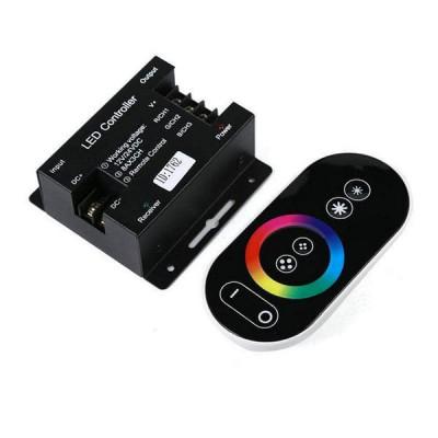 Controlador LED tactil RGB
