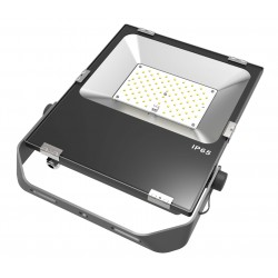 Proyector LED Exterior LED SMD consumo 100w,